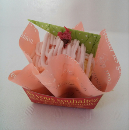 「桜モンブラン」